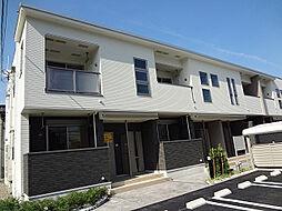 愛知県清須市春日中沼の賃貸アパートの外観