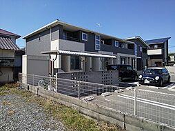 伊予鉄道高浜線 衣山駅 バス6分 西長戸下車 徒歩9分の賃貸アパート