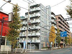 東京都府中市府中町2の賃貸マンションの外観
