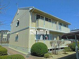 堀尾エルコートA棟[1階]の外観