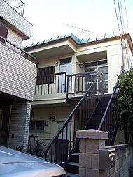千葉県市川市新井1の賃貸アパートの外観