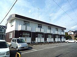 シーズ桜B[1階]の外観