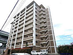 ニューシティアパートメンツ南小倉I[4階]の外観