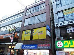 東京都杉並区下井草2丁目の賃貸マンションの外観