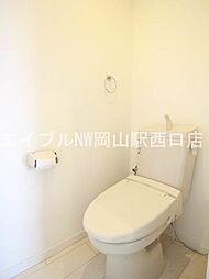 アドバンスMのトイレ