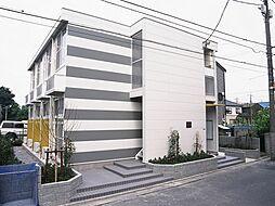 東京都足立区一ツ家1の賃貸アパートの外観