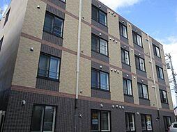 北海道札幌市北区北三十条西8丁目の賃貸マンションの外観