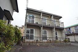 愛知県名古屋市名東区よもぎ台1丁目の賃貸アパートの外観