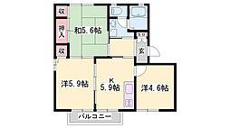 英賀保駅 4.6万円
