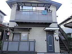 東京都世田谷区野毛1丁目の賃貸マンションの外観