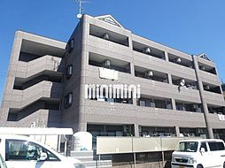 静岡県静岡市葵区上伝馬の賃貸マンションの外観