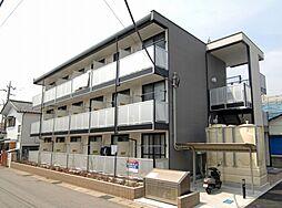 千葉県柏市関場町の賃貸マンションの外観