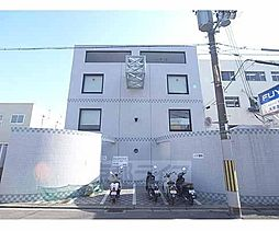 京都府京都市右京区西院久田町の賃貸マンションの外観