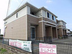 三重県伊勢市村松町の賃貸アパートの外観