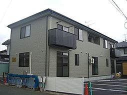 岩手県盛岡市上田堤2丁目の賃貸アパートの外観