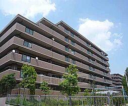 京都府京都市山科区竹鼻木ノ本町の賃貸マンションの外観