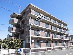 愛知県名古屋市北区大我麻町の賃貸マンションの外観