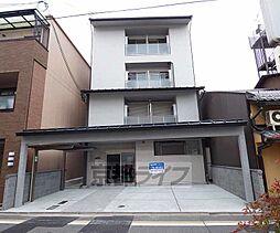 京都府京都市上京区姥ケ西町の賃貸マンションの外観