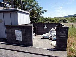 和歌山県橋本市学文路の賃貸マンションの外観