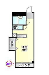 市原ビル[2階]の間取り