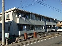 千葉県八千代市八千代台北10丁目の賃貸アパートの外観