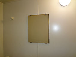 good lookingの浴室鏡