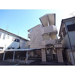 奈良県天理市富堂町の賃貸マンションの外観