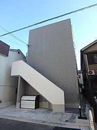 Attic堺[1階]の外観