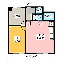 Opus4[4階]の間取り