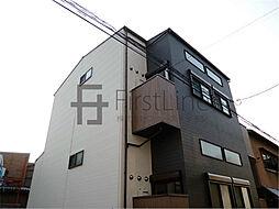 京都府京都市南区西九条唐戸町の賃貸マンションの外観