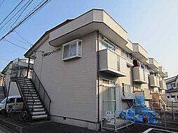 前田ビューハイツI[101号室]の外観