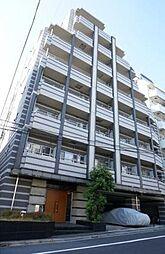 東京都渋谷区西原1丁目の賃貸マンションの外観