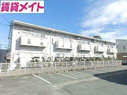 ガーデンハイム上川 B棟[1階]の外観