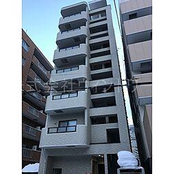 北海道札幌市中央区南二条西20丁目の賃貸マンションの外観