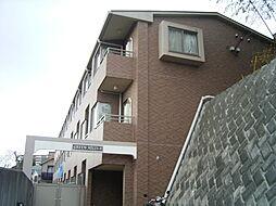 グリーンヒルズA棟[2階]の外観
