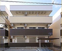大阪府吹田市内本町2丁目の賃貸アパートの外観