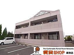 ラ・カーサおゆみ[2-203号室]の外観