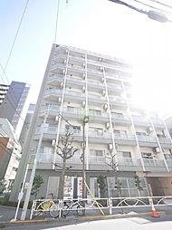 東京都墨田区江東橋2丁目の賃貸マンションの外観