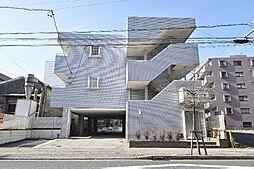愛知県名古屋市中川区荒子2丁目の賃貸マンションの外観
