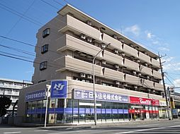 千葉県千葉市中央区末広5丁目の賃貸マンションの外観