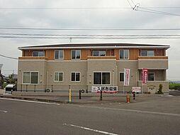 宮崎県宮崎市大字浮田の賃貸アパートの外観
