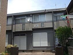 コーポ富士[203号室号室]の外観