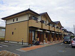 URBAN HILLS A[2階]の外観