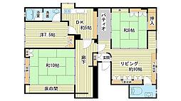 福沢町[2号室]の間取り