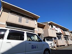 奈良県香芝市下田西4丁目の賃貸アパートの外観