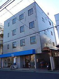 東京都小平市小川西町2丁目の賃貸マンションの外観