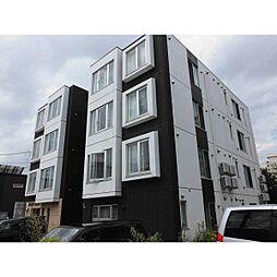札幌市営東西線 西18丁目駅 徒歩8分の賃貸マンション