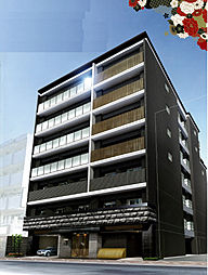プレサンス京都二条京華 101[1階]の外観