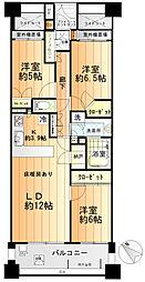 板橋区役所前駅 18.5万円