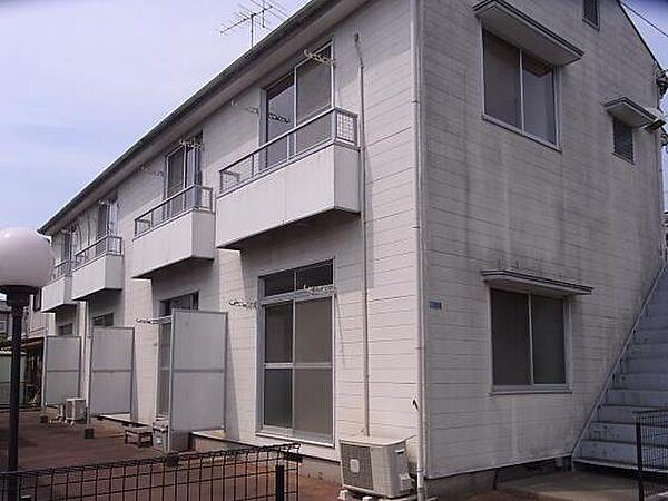 メゾン千代田 2階の賃貸【茨城県 / かすみがうら市】